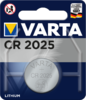 Lith.bat. Varta CR 2025
