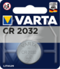 Lith.bat. Varta CR 2032