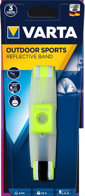 Svít.Varta Outdoor Sports Reflective Band